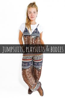 JUMPSUITS | PLAYSUITS | BODIES