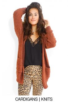 CARDIGANS   KNITS